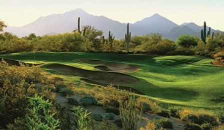 Grayhawk Golf Club, Raptor,Scottsdale, Arizona,  - Golf Course Photo