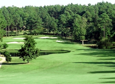 Pinewild Country Club, Magnolia Course, Pinehurst, North Carolina, 28374 - Golf Course Photo