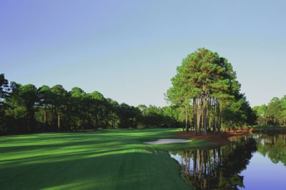 Golf Course Photo, Sea Island Golf Club, Retreat Golf Course, Saint Simons Island, 31522