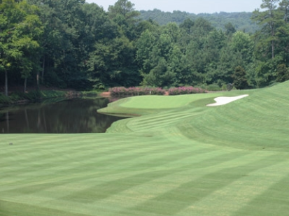 Golf Course Photo, Cherokee Town & Country Club, South Course, Atlanta, 30350