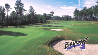 Bayonet At Puppy Creek, The,Raeford, North Carolina,  - Golf Course Photo