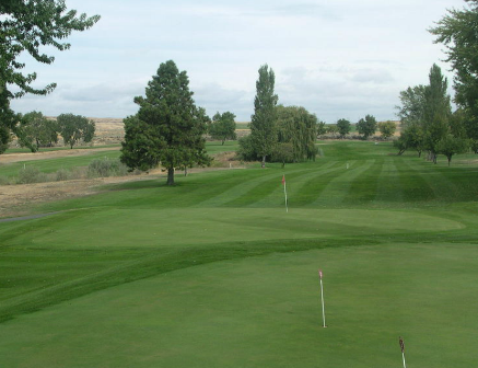 Sage Hills Golf Club,Warden, Washington,  - Golf Course Photo