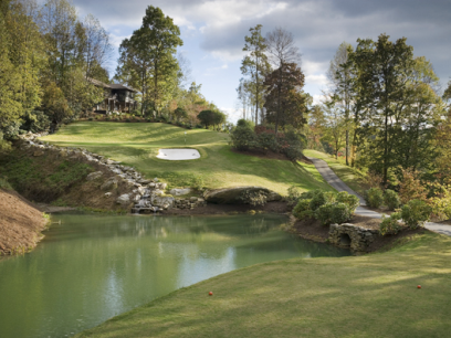 Cummings Cove Golf & Country Club, Hendersonville, North Carolina, 28739 - Golf Course Photo