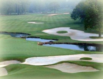 Atlanta National Golf Club, Alpharetta, Georgia, 30004 - Golf Course Photo