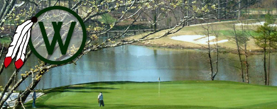 Warrior Golf Club at Lake Wright,China Grove, North Carolina,  - Golf Course Photo