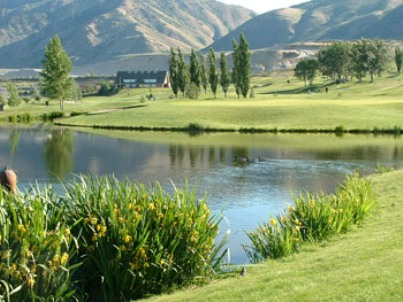 Golf Course Photo, Eagle Mountain Golf Course, Brigham City, 84302