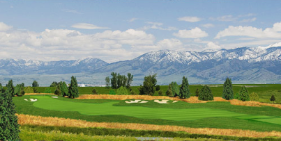 Black Bull Golf Course,Bozeman, Montana,  - Golf Course Photo