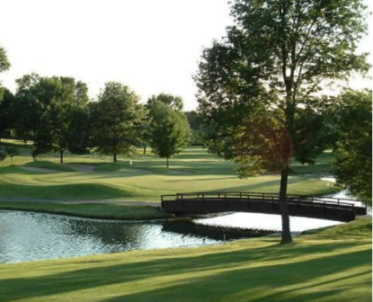 Golf Course Photo, Lake Forest Country Club, Lake Saint Louis, 63367