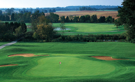 Golf Course Photo, Bristow Manor Golf Club, Bristow, 20136