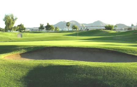 Viewpoint Golf Resort -Nine Hole Executive,Mesa, Arizona,  - Golf Course Photo