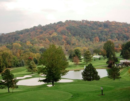 Golf Course Photo, Valley Brook Country Club, Mcmurray, 15317