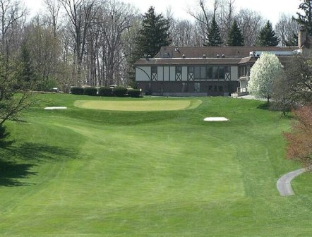 Forest Hills Country Club,Richmond, Indiana,  - Golf Course Photo