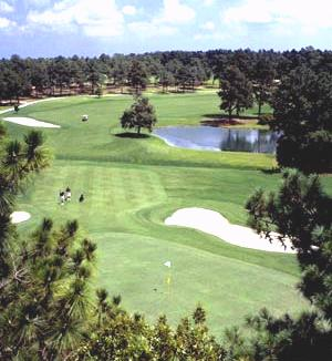 Woodlands Country Club | Woodland Golf Course,Columbia, South Carolina,  - Golf Course Photo