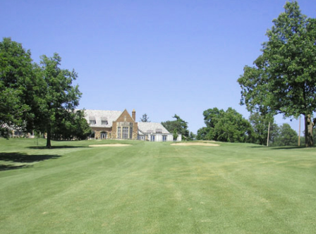 Golf Course Photo, Oakwood Country Club, Kansas City, 64137