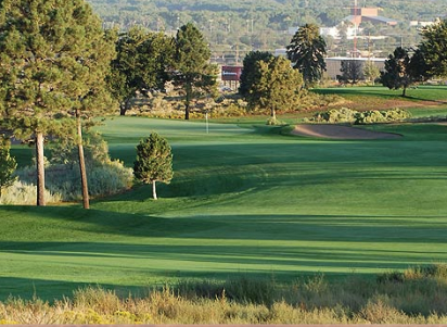 University Of New Mexico, Championship Course, Albuquerque, New Mexico, 87106 - Golf Course Photo