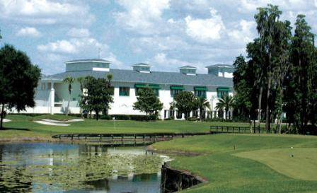 Tampa Palms Golf & Country Club,Tampa, Florida,  - Golf Course Photo