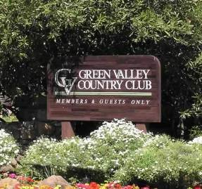 Green Valley Golf Course,Suisun City, California,  - Golf Course Photo