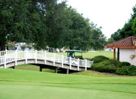 Orange Blossom Hills Golf & Country Club,Lady Lake, Florida,  - Golf Course Photo