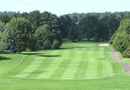 Golf Course Photo, Seven Hills Country Club, Hartville, 44632