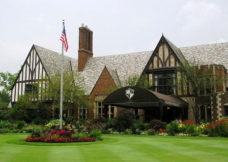 Lake Forest Country Club,Hudson, Ohio,  - Golf Course Photo