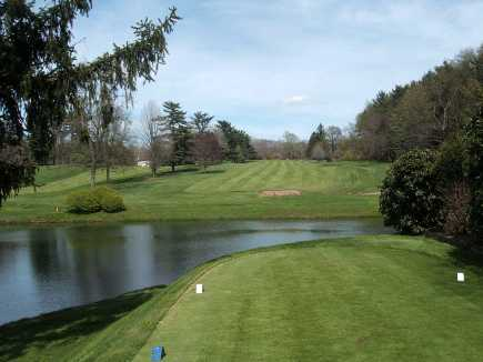 Golf Course Photo, New Castle Country Club, New Castle, 16105