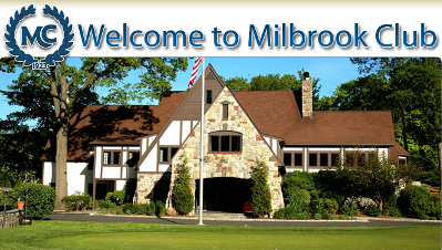 Milbrook Club,Greenwich, Connecticut,  - Golf Course Photo