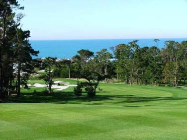 Spyglass Hill Golf Course, Pebble Beach, California, 93953 - Golf Course Photo