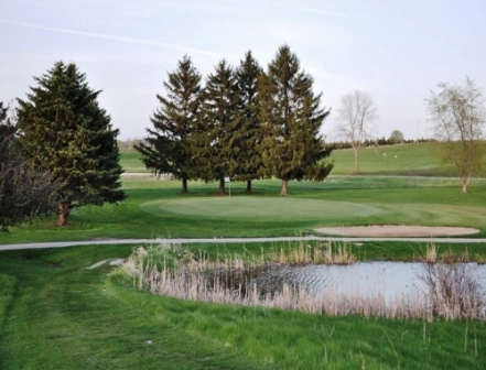 Willow Run Golf Club, Pewaukee, Wisconsin, 53072 - Golf Course Photo