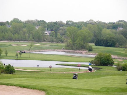 Western Lakes Golf Club, Pewaukee, Wisconsin, 53072 - Golf Course Photo
