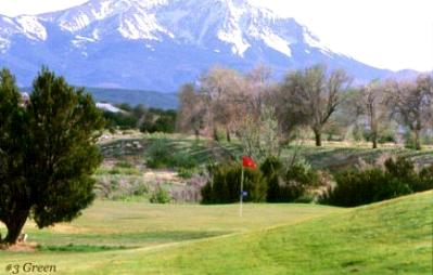 Walsenburg Golf Course, Walsenburg, Colorado, 81089 - Golf Course Photo