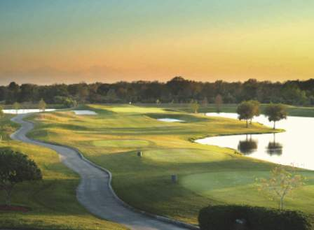 Grasslands Golf & Country Club, Lakeland, Florida, 0 - Golf Course Photo