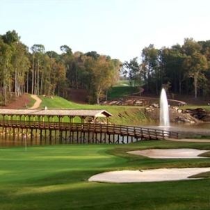 River Forest,Forsyth, Georgia,  - Golf Course Photo