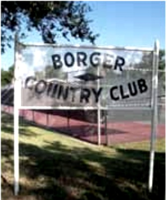 Borger Country Club,Borger, Texas,  - Golf Course Photo