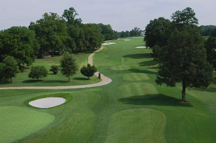 Golf Course Photo, Country Club Of Virginia, James River Golf Course, Richmond, 23233