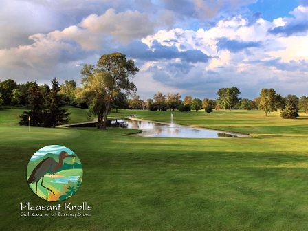 Turning Stone Casino Resort, Pleasant Knolls,Oneida, New York,  - Golf Course Photo
