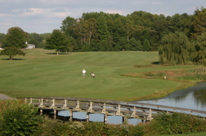 Quinton Oaks Golf Course,Callao, Virginia,  - Golf Course Photo