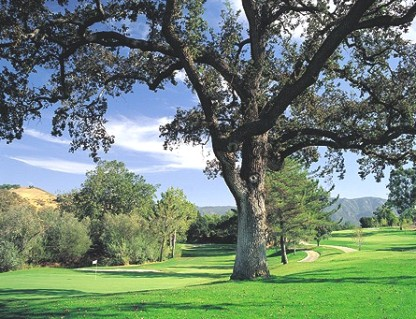 Golf Course Photo, Ranch Course At Alisal, Solvang, 93463