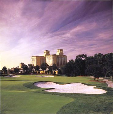Ritz-Carlton Golf Club, Grande Lakes,Orlando, Florida,  - Golf Course Photo