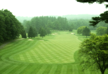 Blue Hill Country Club -Championship, Canton, Massachusetts, 02021 - Golf Course Photo