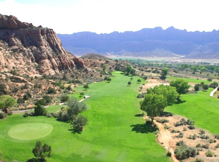 Golf Course Photo, Moab Golf Club, Moab, 84532