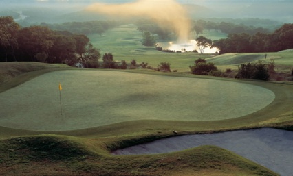 Barton Creek Resort -Fazio Canyons,Austin, Texas,  - Golf Course Photo