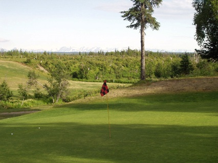 Kenai Golf Course, Kenai, Alaska, 99611 - Golf Course Photo