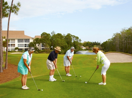 Bentley Village Golf Course,Naples, Florida,  - Golf Course Photo