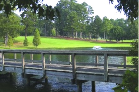 Idle Hour Golf & Country Club, Macon, Georgia, 31210 - Golf Course Photo