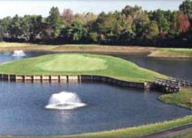 Island Green Country Club, CLOSED 2011, Philadelphia, Pennsylvania, 19115 - Golf Course Photo