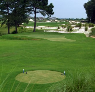 Colleton River Plantation Club -Par 3,Bluffton, South Carolina,  - Golf Course Photo