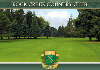 Golf Course Photo, Rock Creek Country Club, Portland, 97229