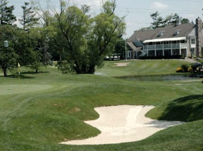 Stonycroft Hills Club, Bloomfield Hills, Michigan, 48304 - Golf Course Photo