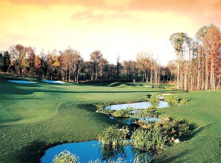 Heritage Hunt Golf & Country Club, Gainesville, Virginia, 20155 - Golf Course Photo