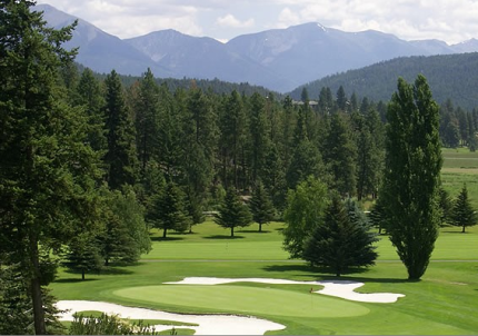 Eagle Bend Golf Club, Lake Ridge Course,Bigfork, Montana,  - Golf Course Photo